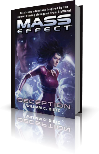 Уильям Дитц - Mass Effect. Обман