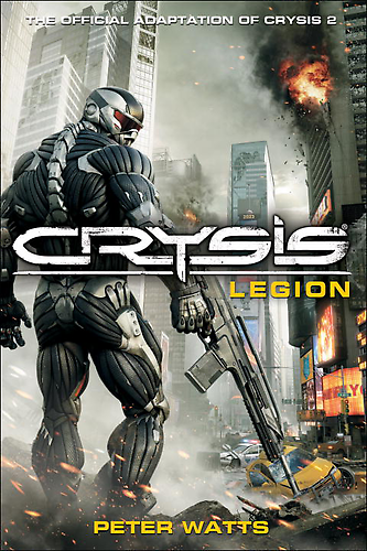 Питер Уоттс - Crysis. Легион