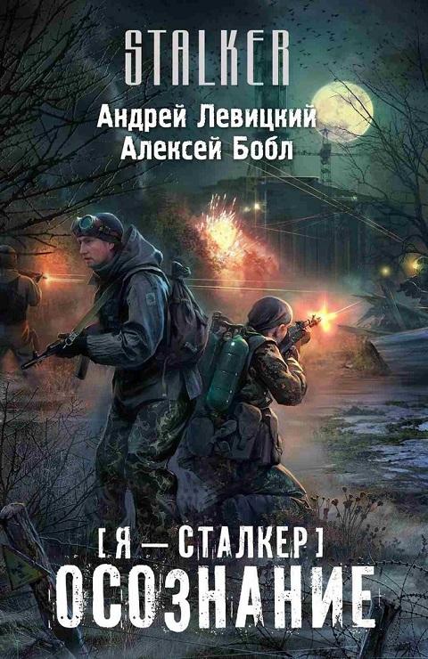 Андрей Левицкий, Алексей Бобл Я — сталкер. Осознание (Я — сталкер - 1)