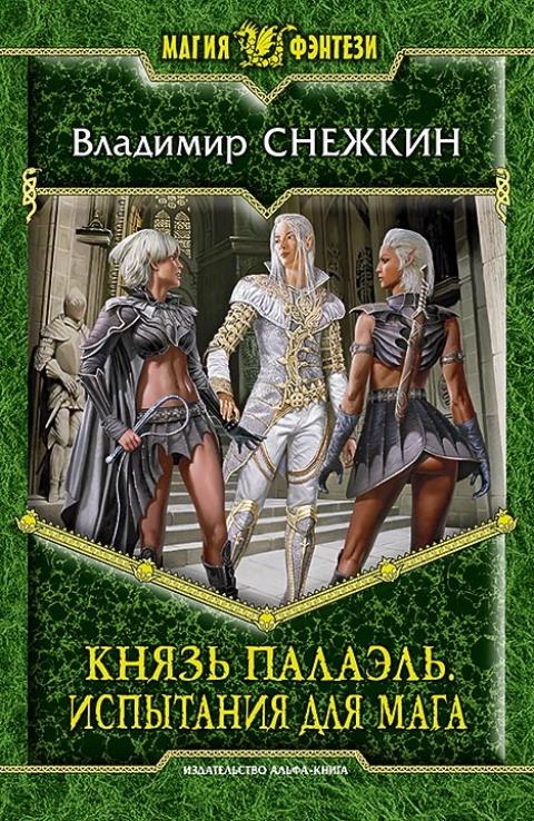 Владимир Снежкин - Испытания для мага (Князь Палаэль - 2)