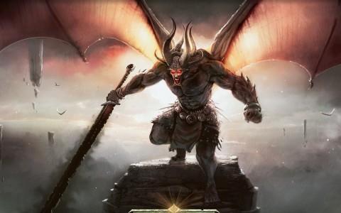 Александр Левин - Чёрный Демон