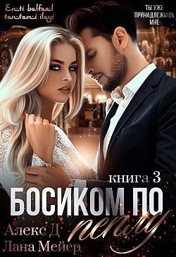 Лана Мейер, Алекс Д - Босиком по пеплу. Книга 3 (Восточные (не)сказки - 8)